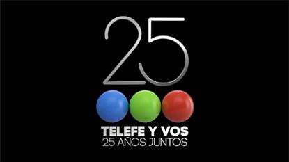 Telefe 25 años