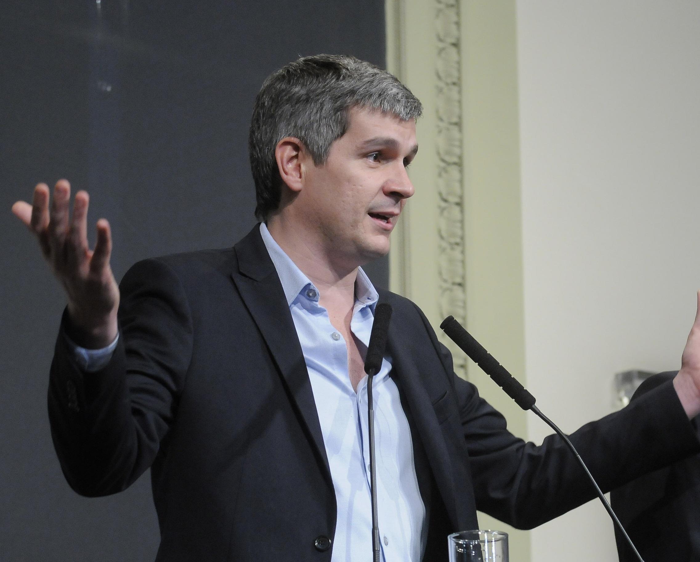 Llanto K sin fin: Desestiman denuncia contra Marcos Peña