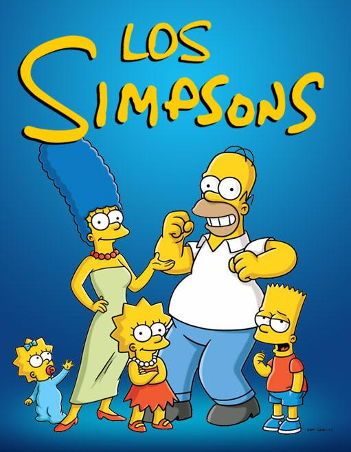 Los Simpsons (Serie de TV)  [720p] [Español Latino] [GD]