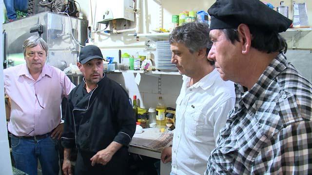 Pesadilla en la cocina for Sukur pesadilla en la cocina