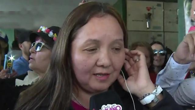 Gilda: de fans a fieles - Cortá por Lozano - telefe com