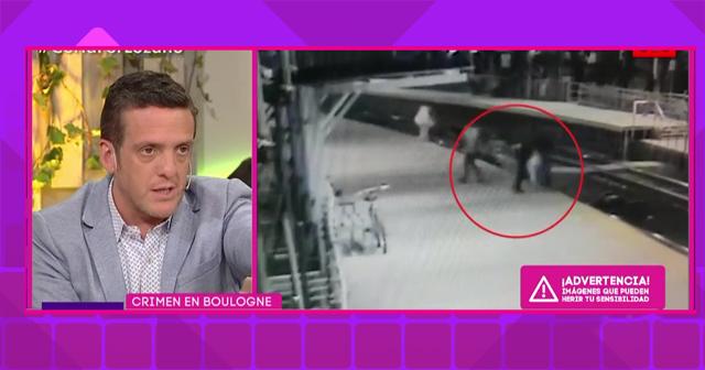 Brutal asesinato registrado por cámaras de seguridad - Cortá