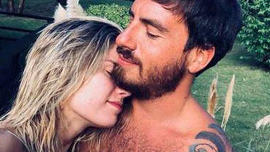 """Te adoro"", así fueron las palabras de Fede Bal a Laurita Fernández"