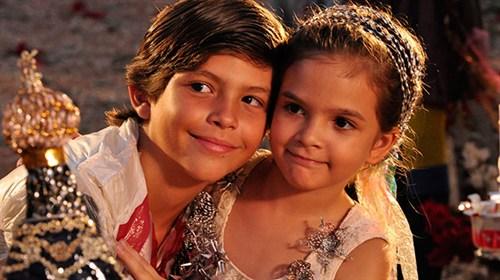 ... Sobre #RitayPatata: Los niños de Avenida Brasil que te cautivaron